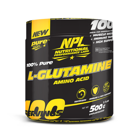 L-Glutamine Website