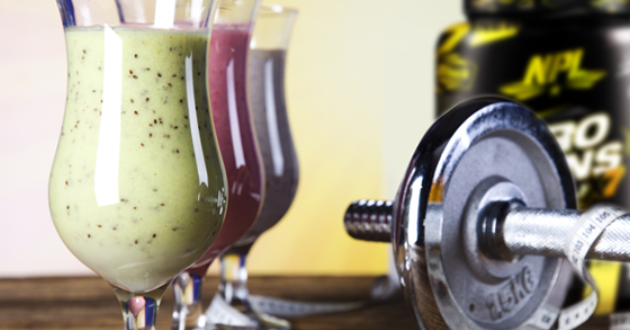 5 MUSCLE MASS BUILDING SMOOTHIES