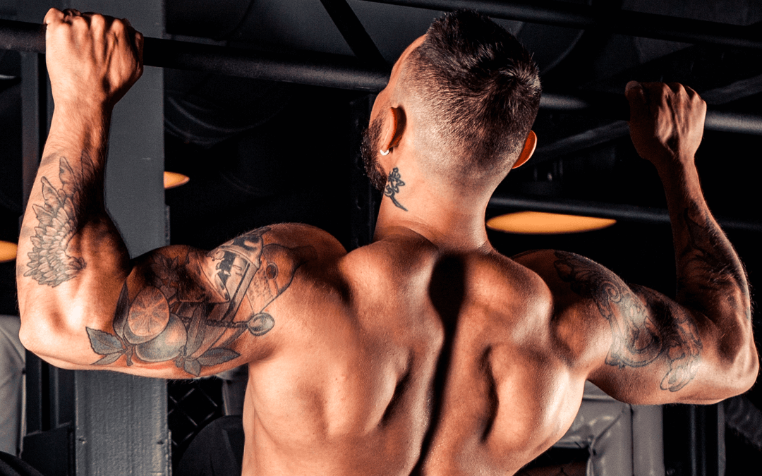 BUILDING MUSCLE WITH CREATINE