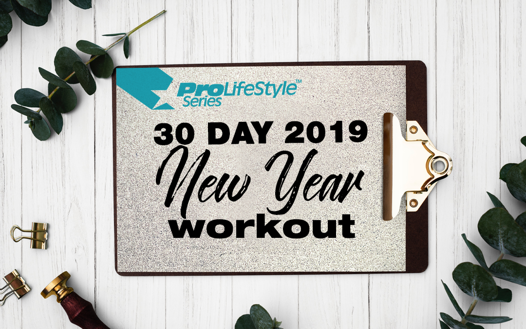 30 DAY NEW YEAR WORKOUT