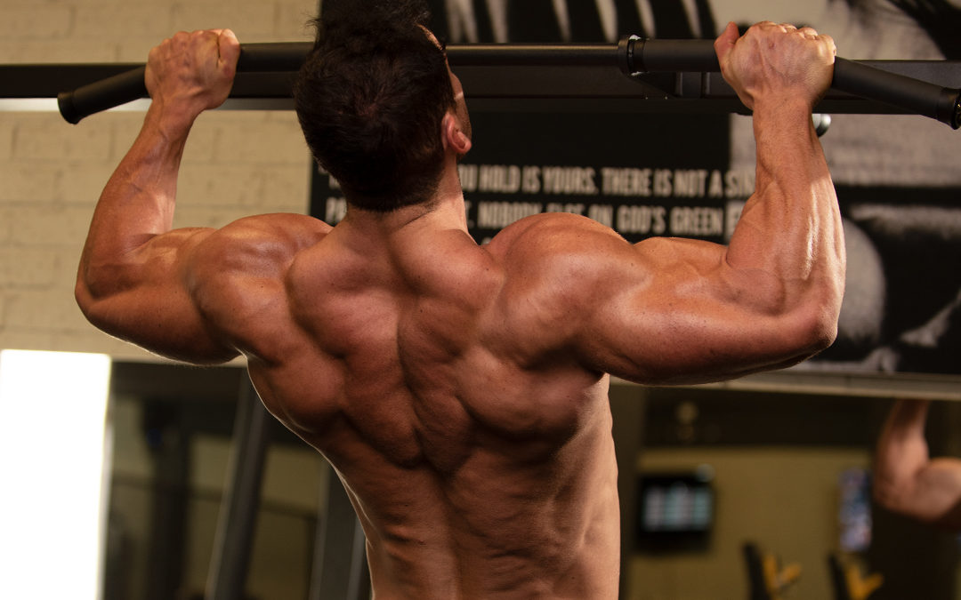 BUILD A THICKER BACK