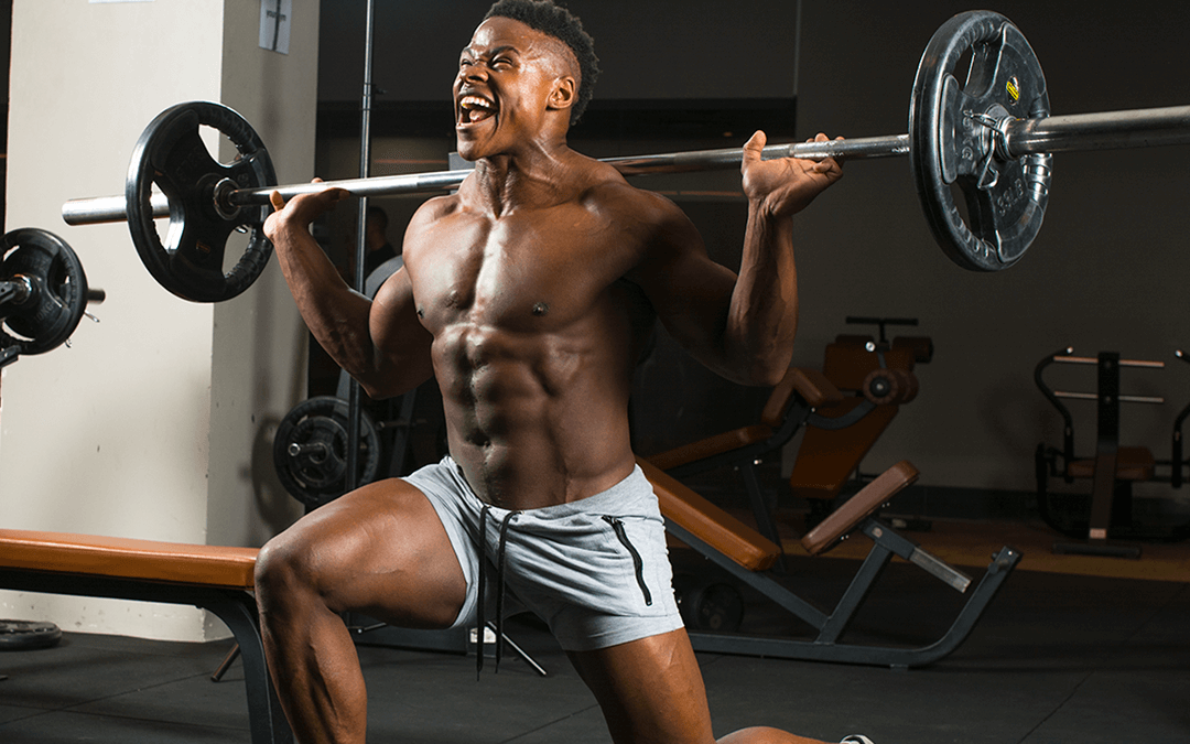 HOW TO ADD MUSCLE WITHOUT ADDING WEIGHT